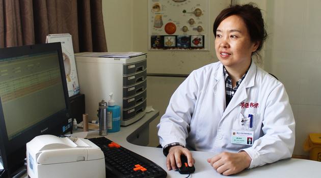 第105期:眼科专家 赵桂秋