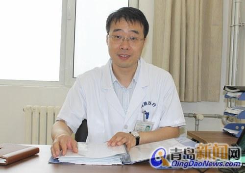 青岛市海慈医疗集团 王野简介